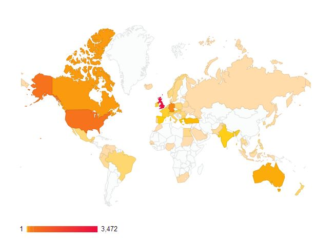 The AAC's global readership